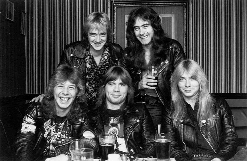 Iron Maiden, a principios de los 80