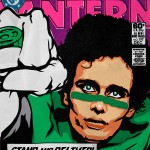 Green Lantern/Adam Ant, Butcher Billy