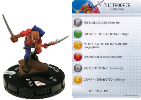 HeroClix: The Trooper