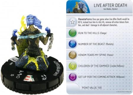 HeroClix: Live After Death