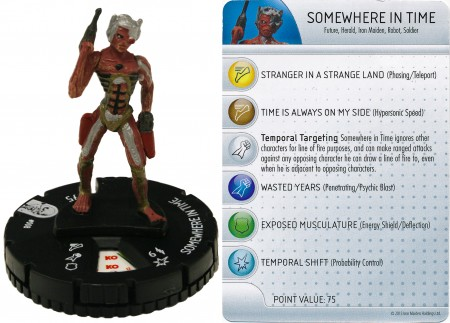 HeroClix: Somewhere In Time