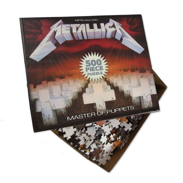 "Puzzle ""Master Of Puppets"""