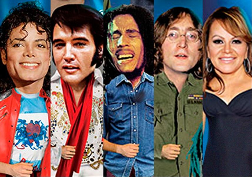 Forbes' Top-Earning Dead Musicians 2013