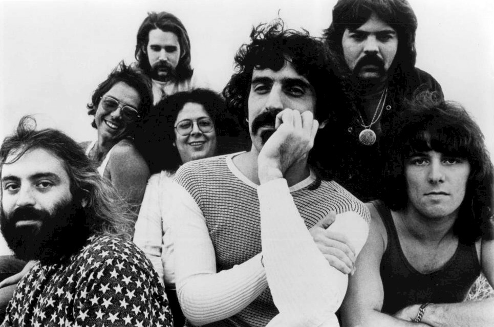 Frank Zappa and The Mothers of Invention (1971)