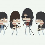 med ness, The Rockstar Reunion, Ramones