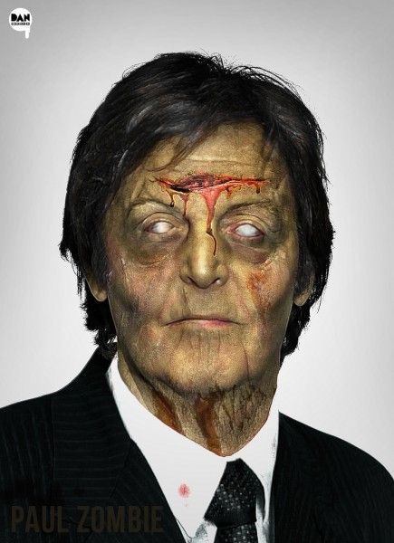 Paul McCartney Zombie, Daniel A. Nardes