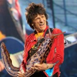Ronnie Wood + Slug