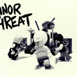 LEGO Minor Threat