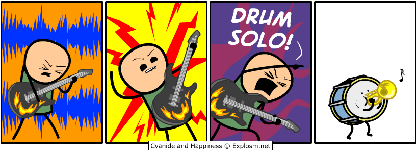 Cyanide and Happiness. Comic for 2015.03.25