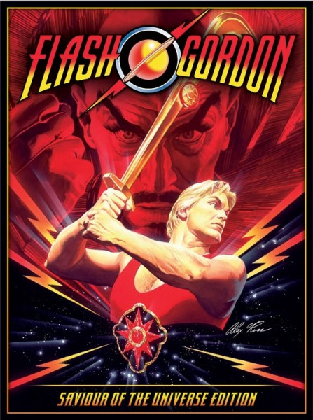 Flash Gordon, Alex Ross