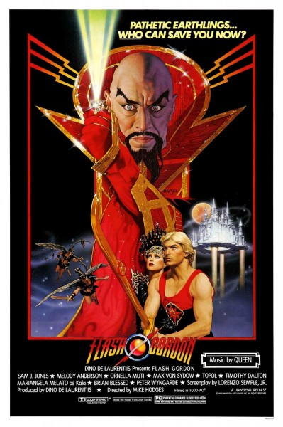 Flash Gordon, Richard Amsel