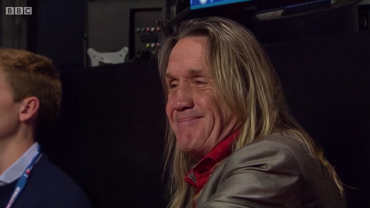 Nick McBrain, World Snooker Championship Final 2015