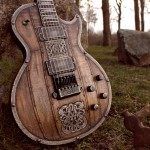 Hutchinson Viking Les Paul