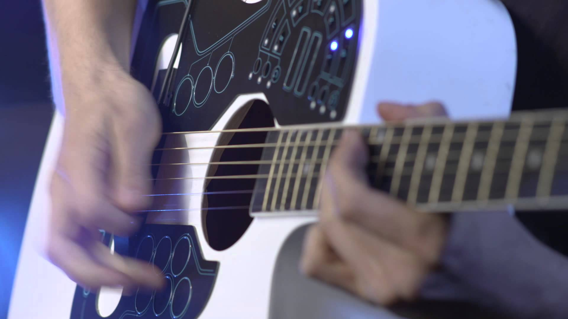 World's First Wireless MIDI Controller for Acoustic Guitar – ACPAD