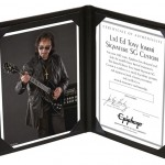 Epiphone Ltd. Ed. Tony Iommi Signature SG Custom