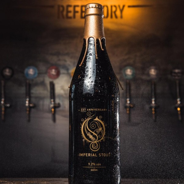 """XXV Anniversary Imperial Stout"", Opeth"