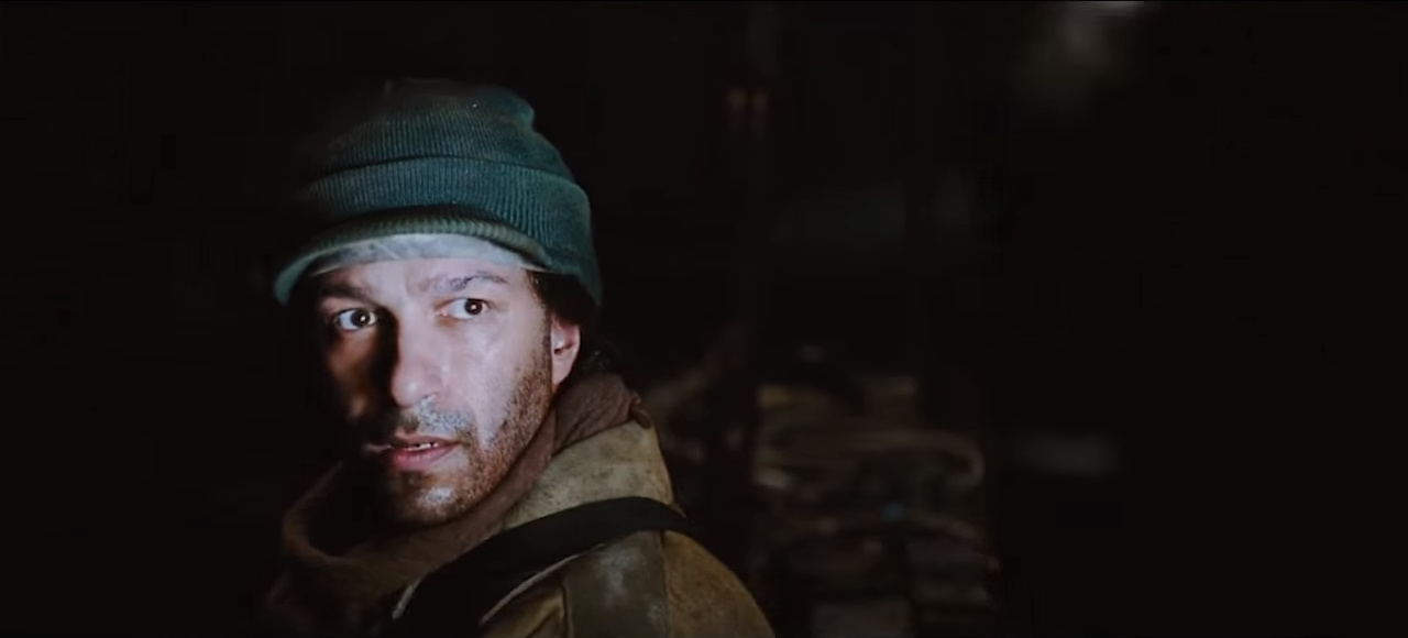 "Tom Morello en ""Iron Man"""