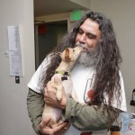Tom Araya, Slayer the pup