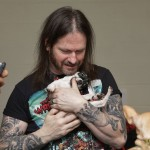 Gary Holt, rescue dog