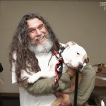 Tom Araya, rescue dog