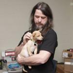 Paul Bostaph, Slayer the pup