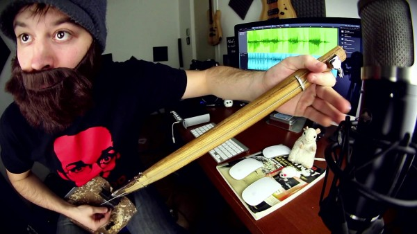 "Rob Scallon ""Shovel Metal"""