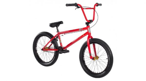 "Subrosa x Slayer 20"" BMX Complete Bike Red"
