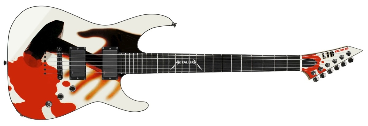 ESP LTD Kill 'em All