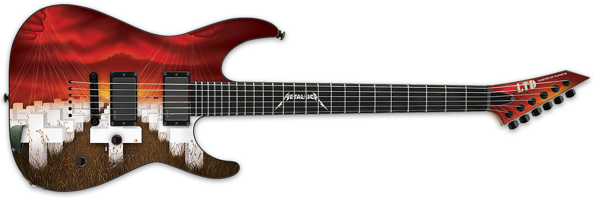 ESP LTD Master Of Puppets