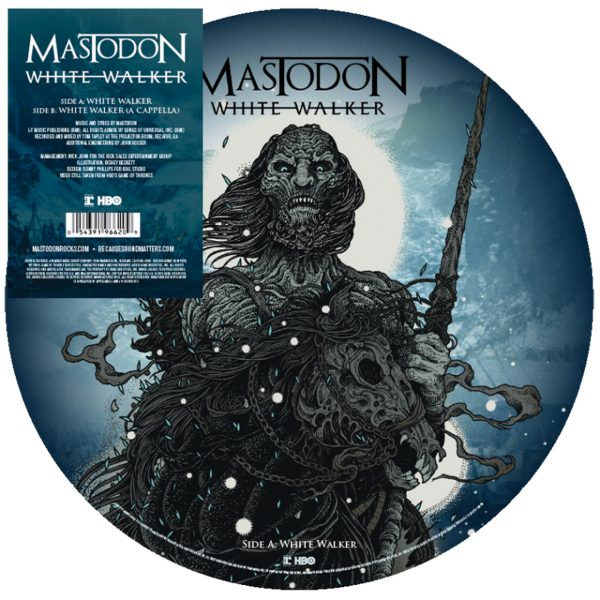 Mastodon - White Walker