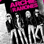 Archie meets Ramones #1 (Dan Parent variant cover)