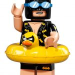 LEGO Batman Movie Collectible Minifigures: Vacation Batman