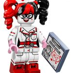 LEGO Batman Movie Collectible Minifigures: Nurse Harley Quinn