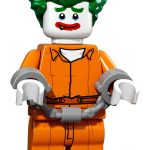 LEGO Batman Movie Collectible Minifigures: Joker – Arkham Asylum