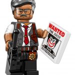 LEGO Batman Movie Collectible Minifigures: Commissioner Gordon
