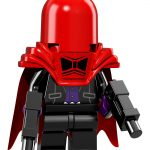 LEGO Batman Movie Collectible Minifigures: Red Hood