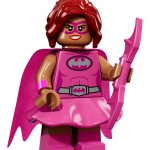 LEGO Batman Movie Collectible Minifigures: Pink Power Batgirl