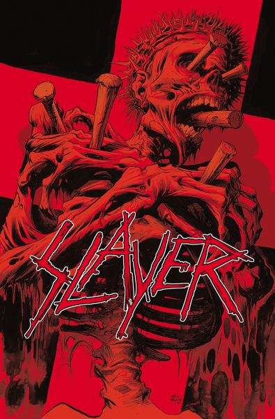 "Slayer ""Repentless"" #1 (Eric Powell)"