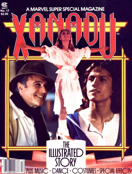 Marvel Super Special Magazine: Xanadu, Summer 1980