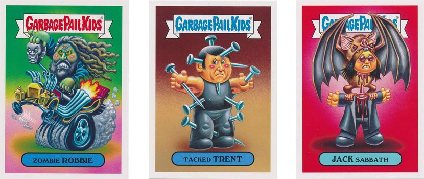 Garbage Pail Kids: Battle of the Bands 2017