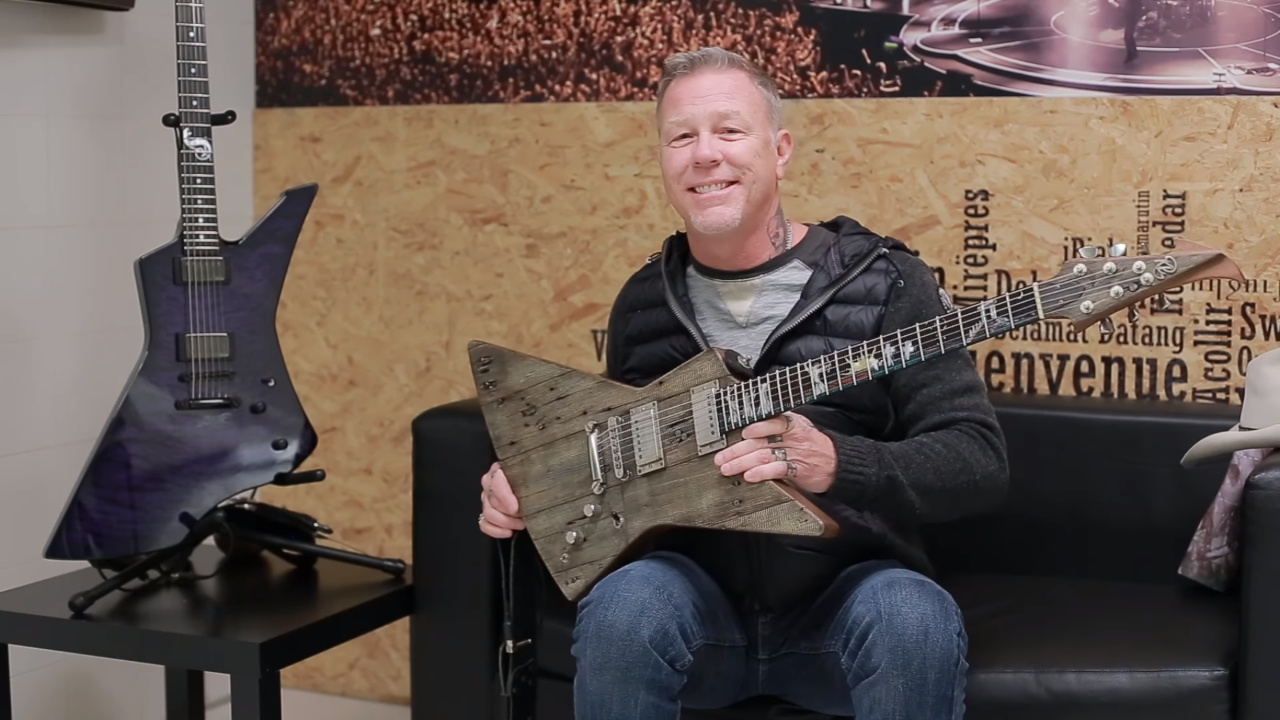 "Ken Lawrence ""Carl"" Hetfield Custom"