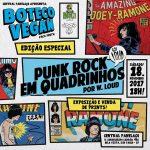 Punk Rock em Quadrinhos por W. Loud
