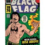 LOUD! Black Flag