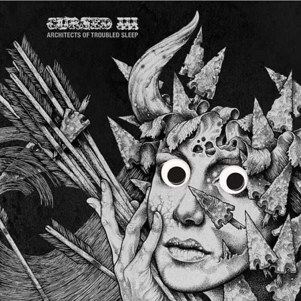 "Cursed ""III: Architects Of Troubled Sleep"" @recordswithgooglyeyes"