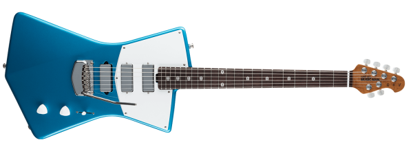 Ernie Ball Music Man St. Vincent Blue