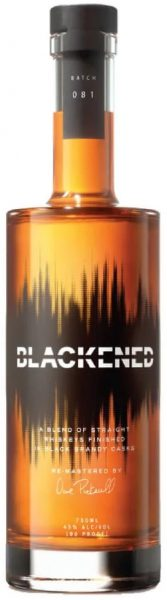 Metallica Blackened American Whiskey