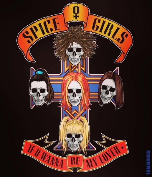 Spice Girls / Guns N' Roses