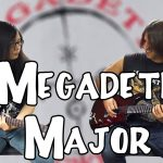 Megadeth – Trust (In Major Key!)