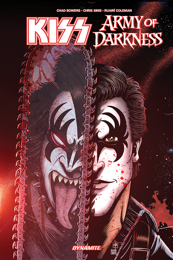 KISS / Army of Darkness