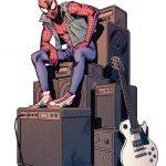 Spider-Punk | Djibril Morissette-Phan